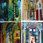 ARTmonday: Lee Essex: Postcards From India