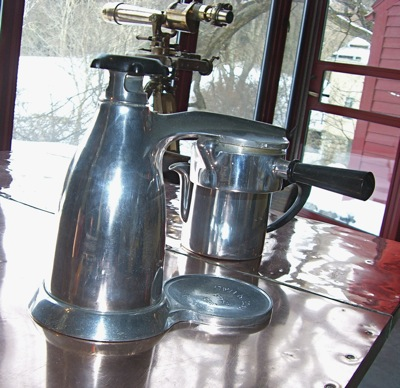 coffee-steamer