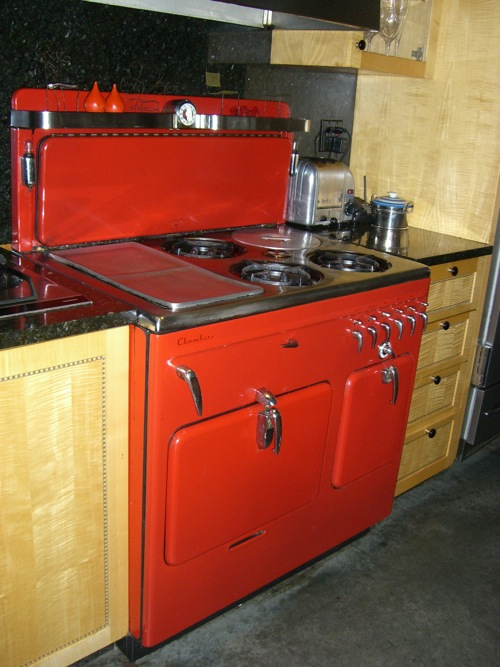 red-stove