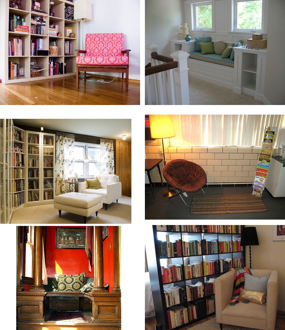 Reading Nook Reading Nook 6 Stylecarrot