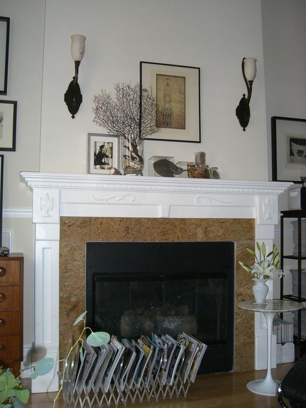 kara fireplace