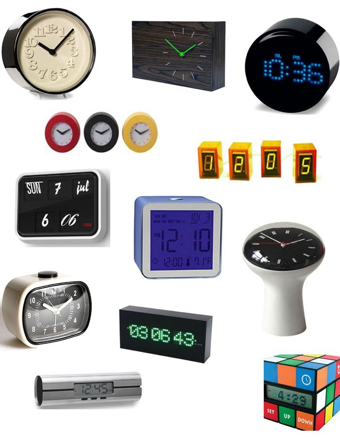 Clocks-alarm