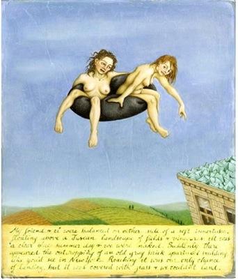 Flying Dream (Mary)