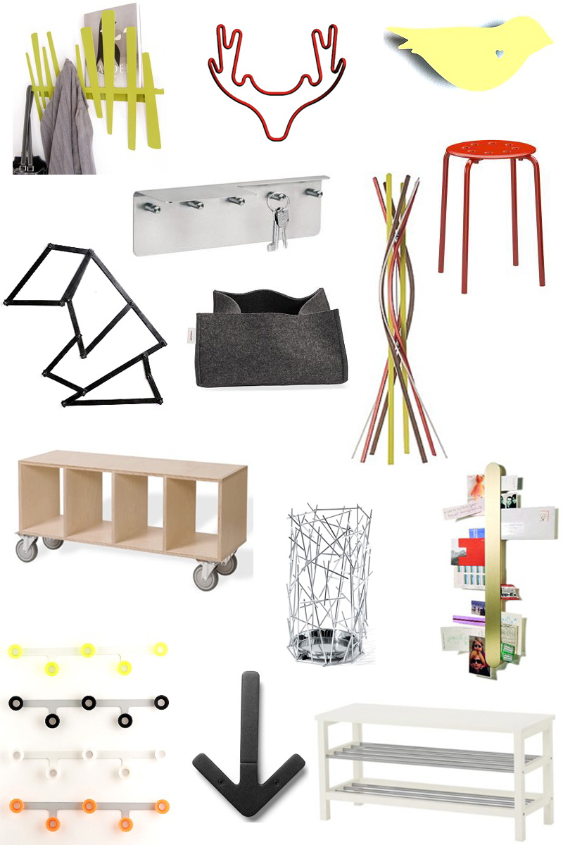 Etagere Ikea Fixation Invisible ~   magnet board bench coat rack umbrella stand letter organizer and more