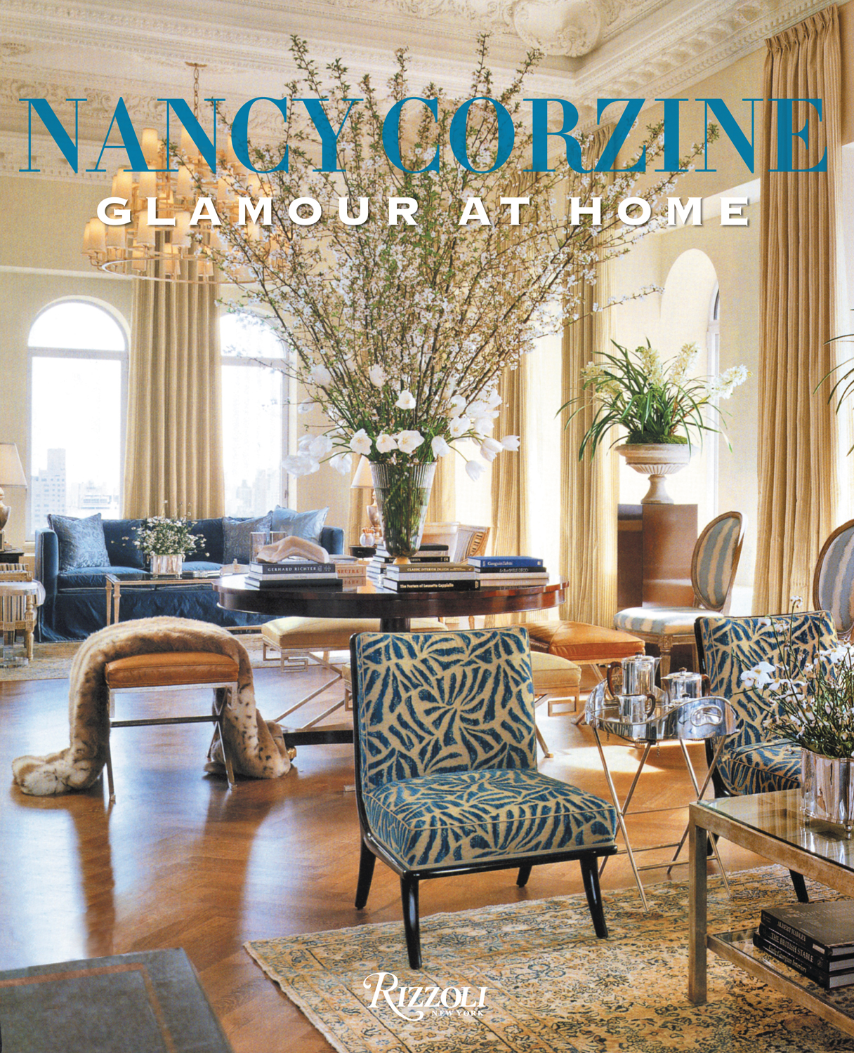 Fine Print Nancy Corzine Glamour At Home Stylecarrot