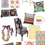 Get the Look: Ikat & Suzani