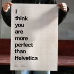 Saturday SAY IT: I Think You Are More Perfect Than . . .