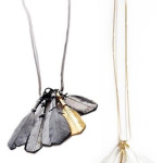 Mirit Weinstock Feather Necklaces
