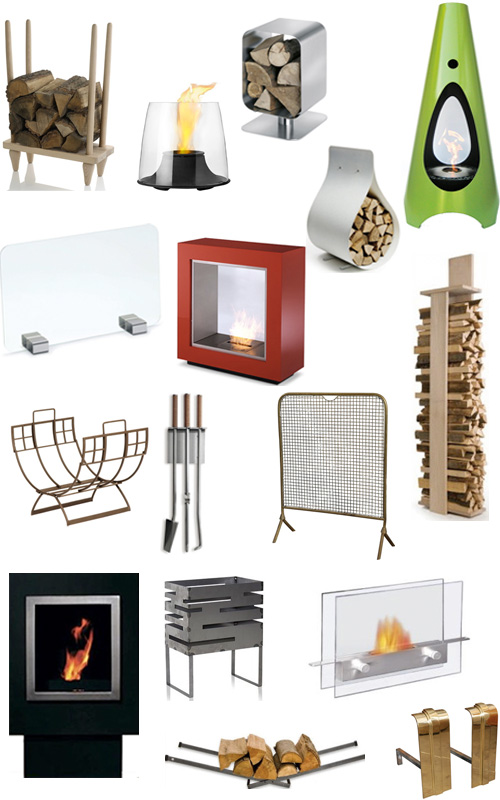 Get The Look 47 Modern Fireplaces And Fireplace Accessories Stylecarrot