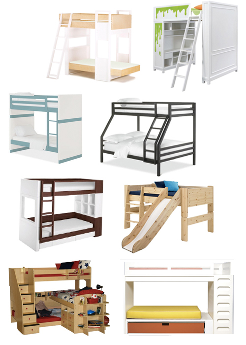 Get the Look: 18 Bunk and Loft Beds | StyleCarrot