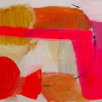 ARTmonday: Sally King Benedict Abstact Paintings