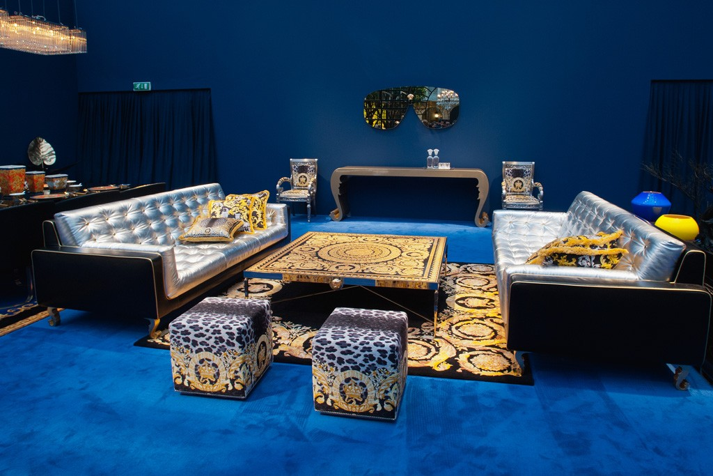 Just In Fashion Designers Debut Home Collections In Milan