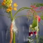 Sunday Bouquet: Veggies in a Vase
