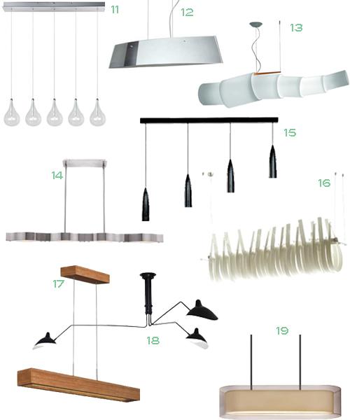 Suspension Lighting Fixtures Swell Wide Indoor Outdoor Pendant