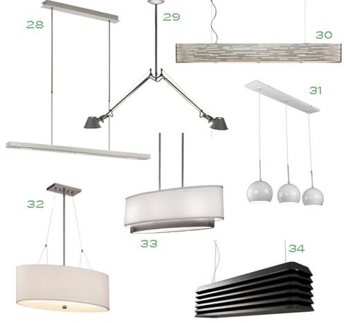 suspension lighting. Suspension Lighting