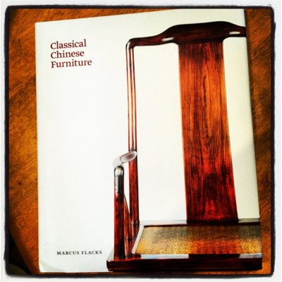CLASSICAL CHINESE FURNITURE COFFEE TABLE BOOK