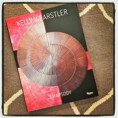 KELLY WEARSTLER BOOK RHAPSODY RIZZOLI 2012