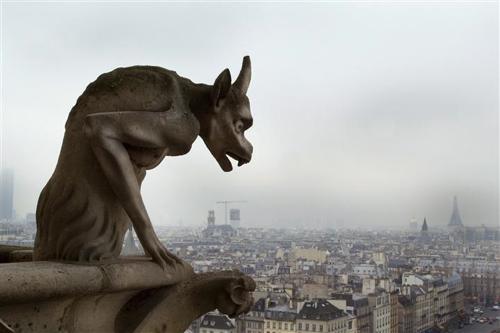 Maxwell-Koepke-Notre-Dame-Gargoyle