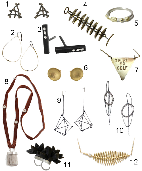 40 Pieces From Boston Jewelry Designers