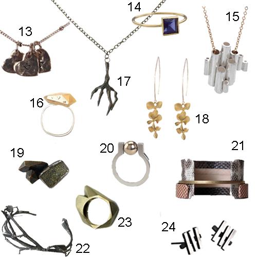 Boston Jewelry Designers Boutiques Artisans