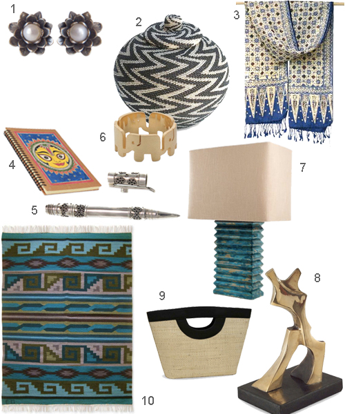 Fair Trade Home Decor Accessories Global