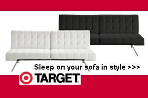 Sleeper Sofas at Target