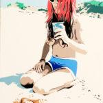ARTmonday: 12 Scenes from the Beach