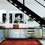 Montage: 30 Kitchens with Kilims
