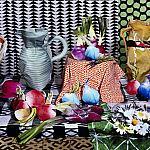 ARTmonday: Photographer Daniel Gordon's Intensely Colored Still LIfes