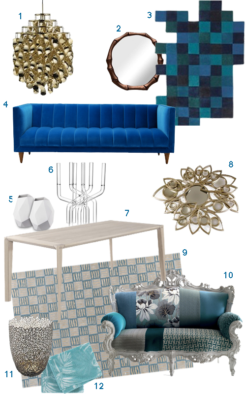LuxDeco Member Shopping SIte Home Decor