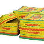 Giveaway Reminder:  Balinese Nesting Baskets
