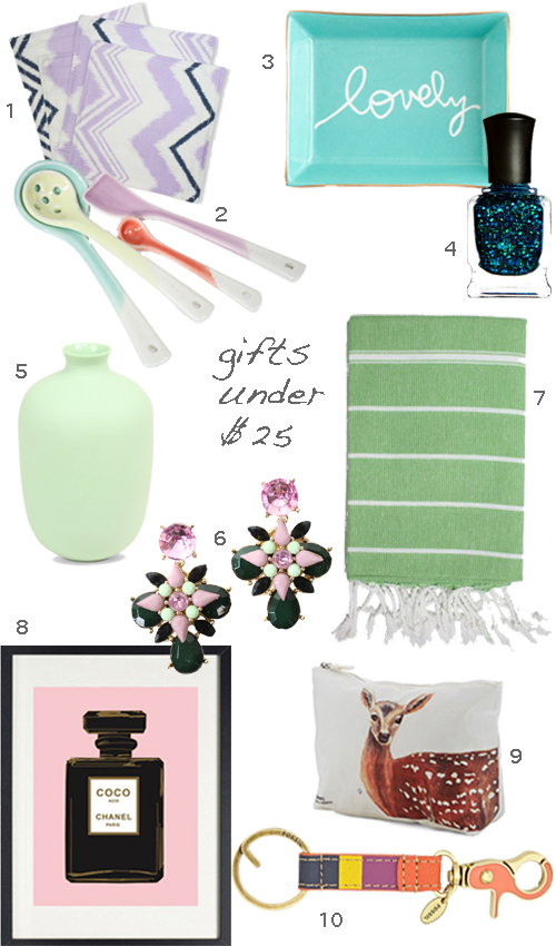 Gift Guide Affordable Presents For Her