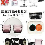 Gift Guide: Marimekko for the Host