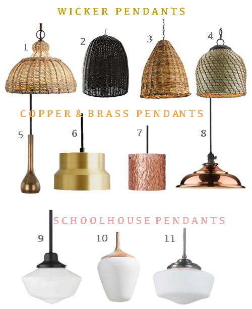 Get The Look 48 Pendant Lights Perfect For Hallways