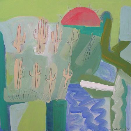 Sally Benedict King Original Paintings Furbish Studio