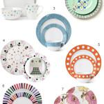 Get the Look: Multicolor Dinnerware