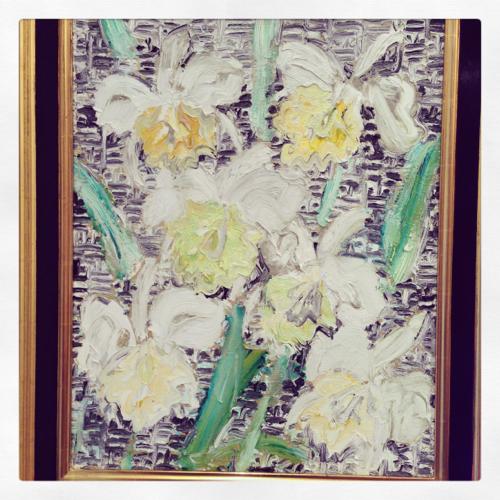 hunt-slonem-flowers