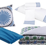 Just In: Frette Bedding In (Mostly) Colorful Patterns