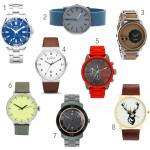 Get the Look: 22 Men's Watches