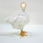 Just In: The Chicken Lamp