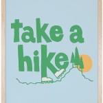 Saturday Say It: Take a Hike