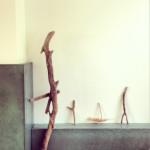 Design Diary: Branch Art at Hidden Pond