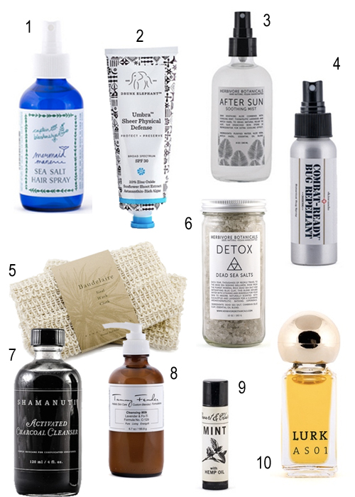 Natural Organic Beauty Products Skin Care