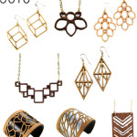 Giveaway: Joyo Lasercut Birch Earrings