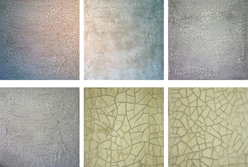 Boston Artist Wendy Shapiro Textured Panels