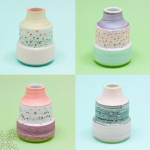 Covet: Dot Vases by Ben Fiess