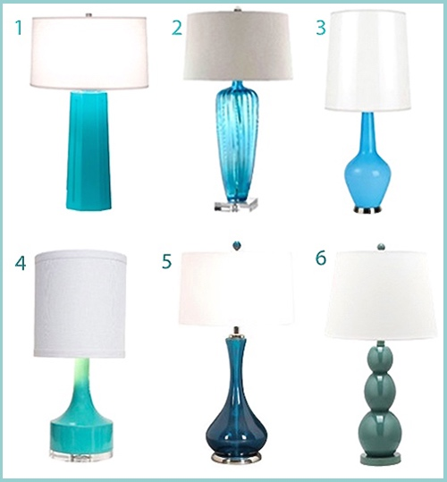 turquoise-table-lamps-wayfair