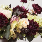 Sunday Bouquet: A Rich Burgundy