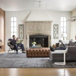 Design Diary: Modern Tudor Renovation By Hacin + Associates