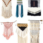 Get the Look: 18 Woven Wall Hangings